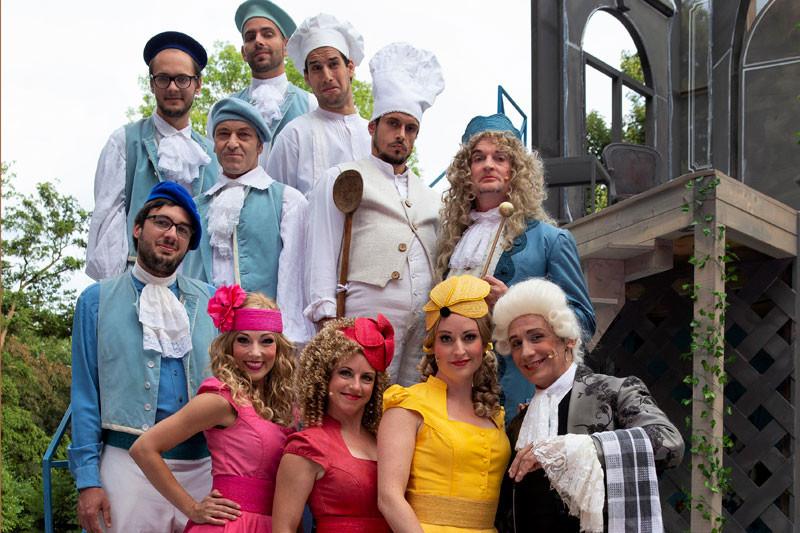 Grimm-Gruppenfoto